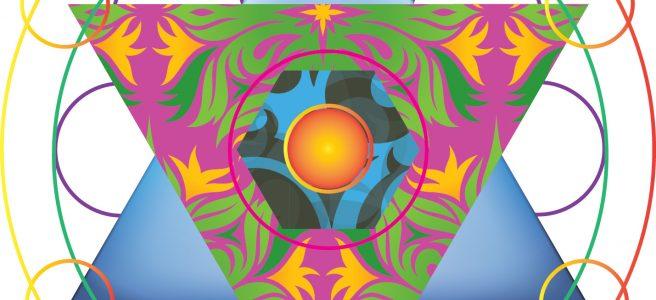 spiritual and energy logo