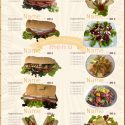 Products And Packaging – FREE To Download SVG Sandwich Menu Mockup – Made on Inkscape