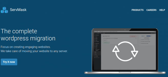 How to use WP All Import Site Migration Plugin to export your WP installation to a new server
