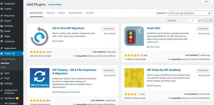 all-in-one-wp-migration-wordpress-repository